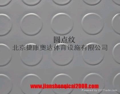 健身房专用PVC地板 1