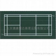 羽毛球PVC地板
