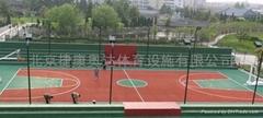 籃球PVC地板