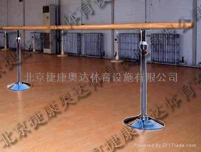 舞蹈健身把杆支架 1