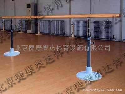 舞蹈健身把杆支架 2