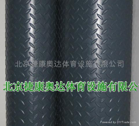 防滑防静电PVC地板 2