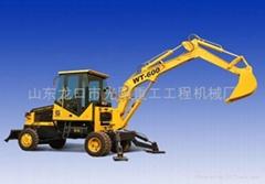 供应WT-600型轮式挖掘机