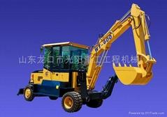 供应WT-600型180°半回转液压挖掘机
