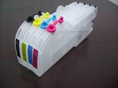 Refillable ink cartridges for Epson/HP/Canon/Brother series
