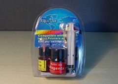 Quality refill ink and refill ink kits