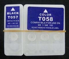 EPSON refillable ink cartridge