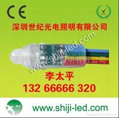 供應LED發光字外露燈串