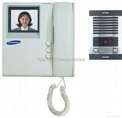 Video door phone for Villa