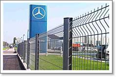 高速公路专用护栏网