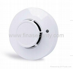 4-wire photoelectric smoke detector