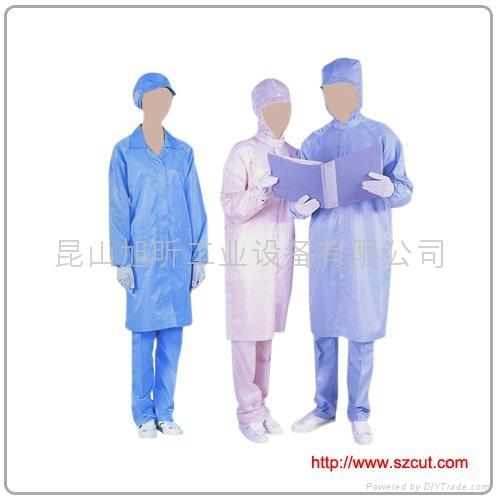 Anti Static Clothing : Anti static clothing s m l xl xuxin china
