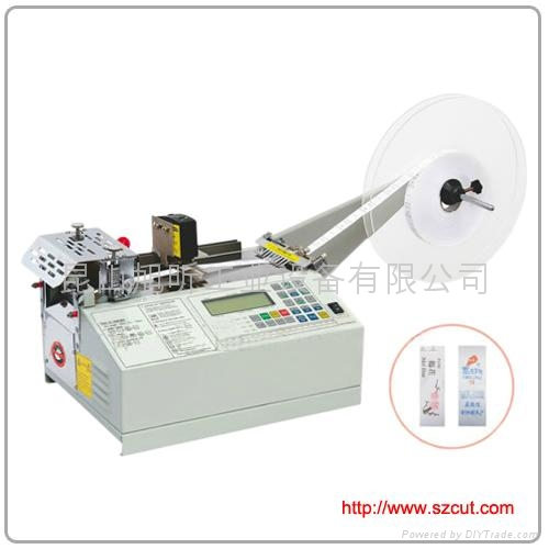 120HL Auto-label cutting machine