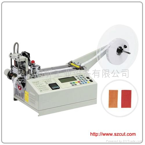 120SH Auto-label cutting machine