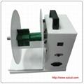 auto label rewinder R130,electric label rewinder