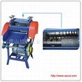 Scrap Wire Stripping Machine X-1004,cable wire stripping machines