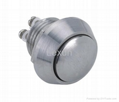 stanless steel pushbutton (CE, ROHS)