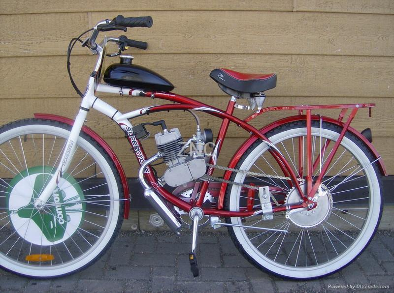 F50 Bicycle Engine Kit 1e40fa Znc China Manufacturer