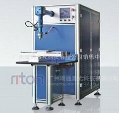供应方形锂离子动力电池激光密封焊接机