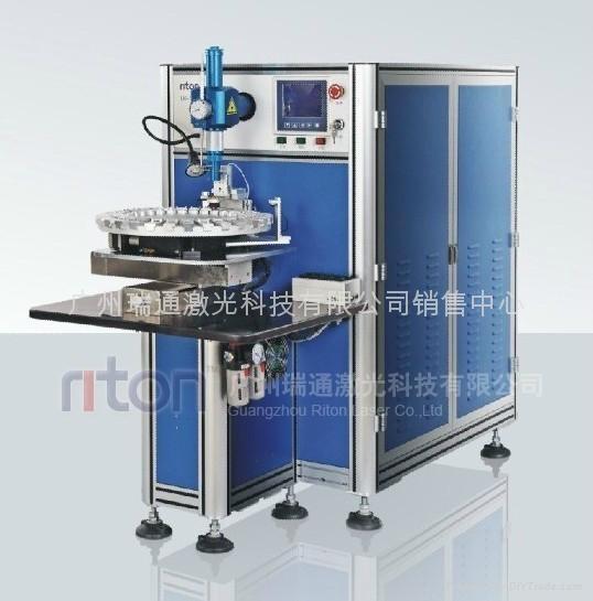 供应18650,26650圆柱锂离子电池极耳激光点焊机 1