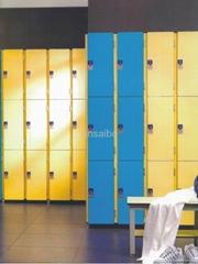 storage locker(compact laminate material)