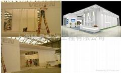 國際傳動力(PTC)展會展位特裝,光地設計搭建