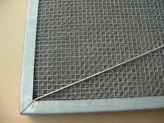 Knit Mesh Wire Grease Filter