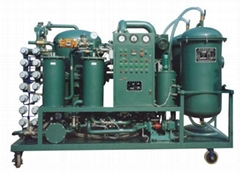 Lubricating Regeneration Oil Purifier/Oil Filtration/Oil Recycling (Series TYC)