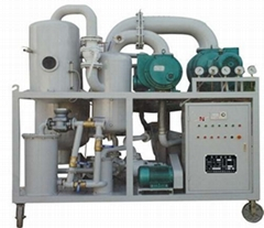 Double-Stage Vacuum Insulating Oil Regeneration Purifier (Series ZYD-I)