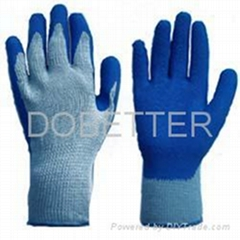 Latex Coated Gloves Item no.: LAX1101