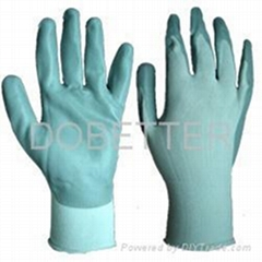 Nitrile Coated Gloves Item no.: NT2103