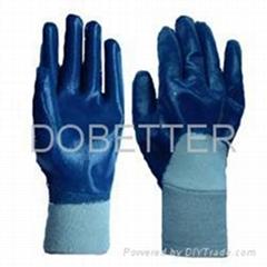 Nitrile Coated Gloves Item no.: NT2201