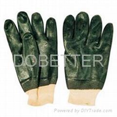 PVC Coated Gloves Item no.: PVC3102