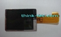 TD025THEB5 LCD Screen Display Replacement Digital Camera Repair Part