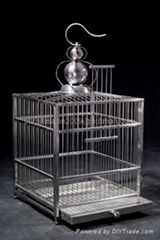 parrot cage Stainless steel bird cage
