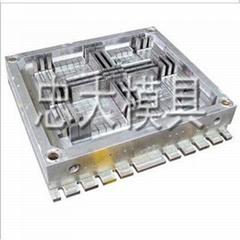 托盘塑料模具/托盘模具/防潮板模具