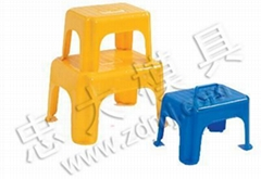 塑料凳子模具/塑料桌子模具/塑料椅子模具