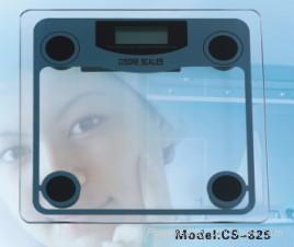 Bathroom scale CS-825 1