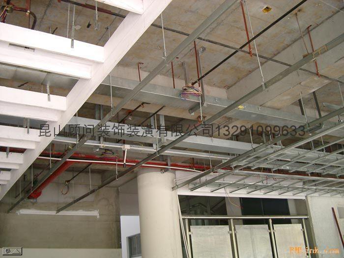 昆山铝格栅吊顶  5