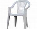 塑料椅子模具