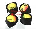 60mm wrist rubber bouncing ball 3