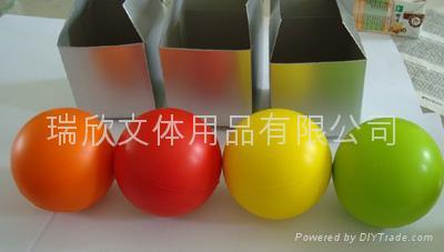 软质握力球压力球 3