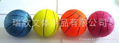 橡胶弹力玩具球 1