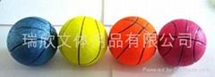 橡胶弹力玩具球