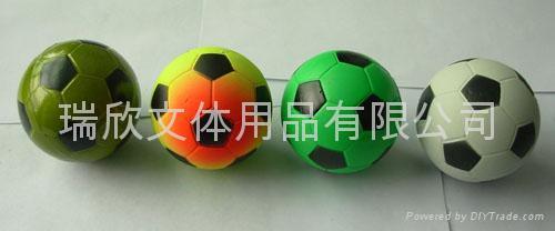 橡胶弹力玩具球 3
