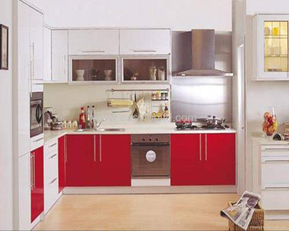 Kitchen Cabinet Mdf Lacquer Et K Lacquer China