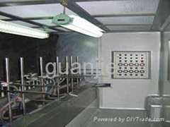 Clean-room coating equipment (for