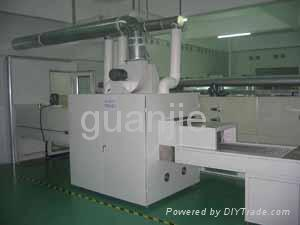 Blowing dust and electrostatic surface modification equipment 2
