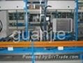 Blowing dust and electrostatic surface modification equipment 5