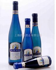 德国蓝仙姑干白白葡萄酒